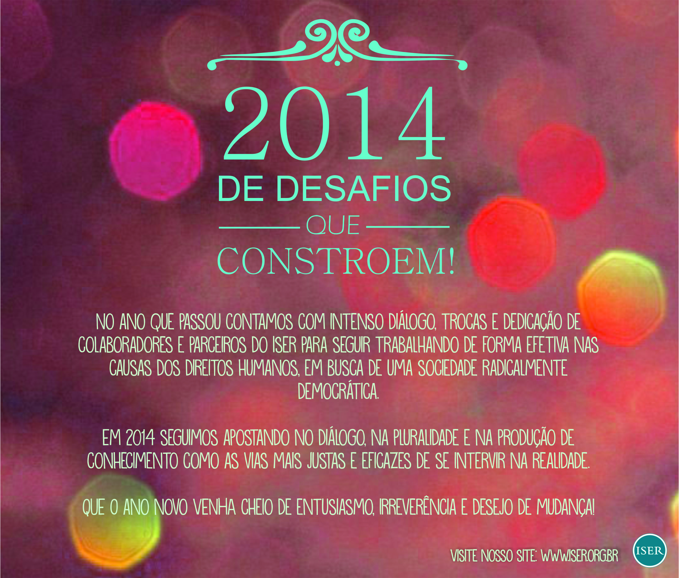 ano novo 2014 oficial