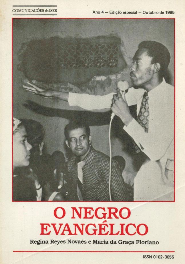 Comunicações do ISER edição Especial O Negro Evangélico