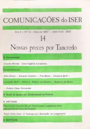 Comunicações do ISER Nº 14
