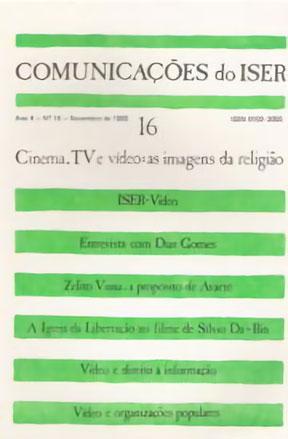 Comunicações do ISER Nº 16