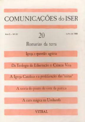 Comunicações do ISER Nº 20