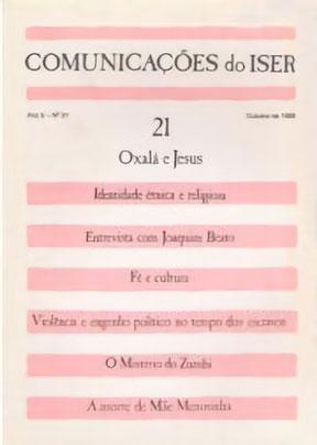 Comunicações do ISER Nº 21