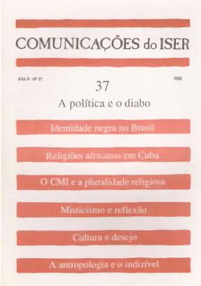 Comunicações do ISER Nº 37