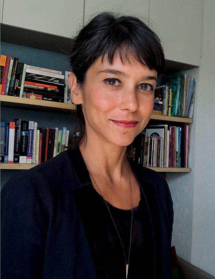 Andrea Florence, diretora de atuação da Sports and Rights Alliance.